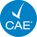 CAE Approved Logo