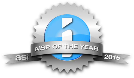 2015 AISP of the Year